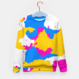 Thumbnail image of Cheerful Color Kid's Sweater, Live Heroes