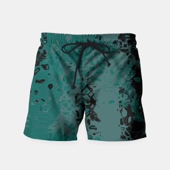 Thumbnail image of December Swim Shorts, Live Heroes