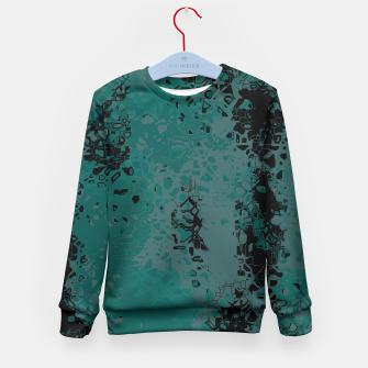 Thumbnail image of December Kid's Sweater, Live Heroes