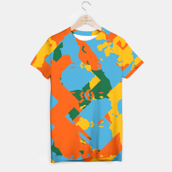 Thumbnail image of Different Color of Crazy T-shirt, Live Heroes