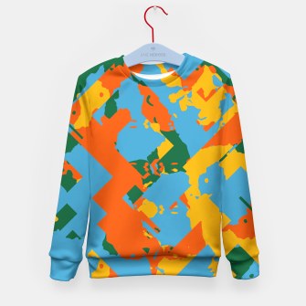 Thumbnail image of Different Color of Crazy Kid's Sweater, Live Heroes