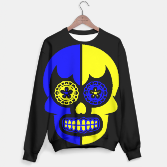 Thumbnail image of DAY OF THE DEAD-MEXICO Sweater, Live Heroes