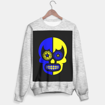 Thumbnail image of DAY OF THE DEAD-MEXICO Sweater regular, Live Heroes