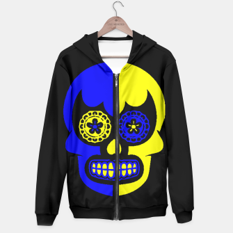 Thumbnail image of DAY OF THE DEAD-MEXICO Hoodie, Live Heroes