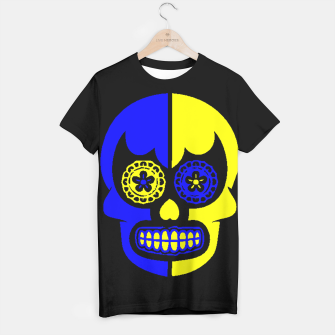 Thumbnail image of DAY OF THE DEAD-MEXICO T-shirt, Live Heroes