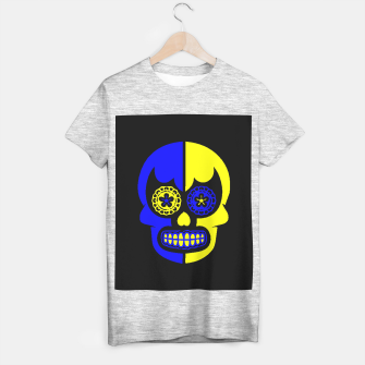 Thumbnail image of DAY OF THE DEAD-MEXICO T-shirt regular, Live Heroes