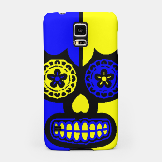 Thumbnail image of DAY OF THE DEAD-MEXICO Samsung Case, Live Heroes
