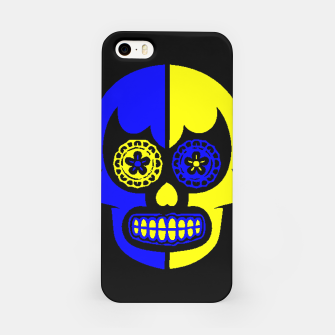 Thumbnail image of DAY OF THE DEAD-MEXICO iPhone Case, Live Heroes