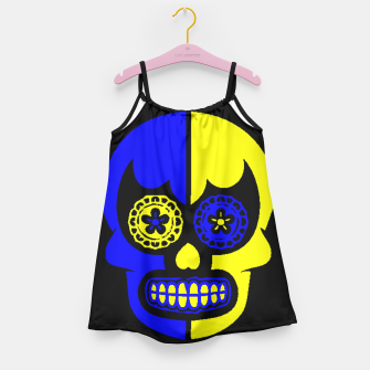 Thumbnail image of DAY OF THE DEAD-MEXICO Girl's Dress, Live Heroes