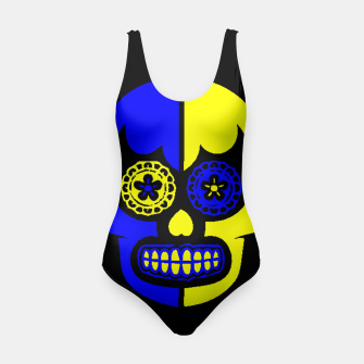 Thumbnail image of DAY OF THE DEAD-MEXICO Swimsuit, Live Heroes