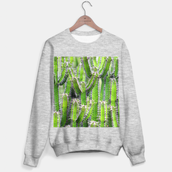 Miniaturka Set of cacti Sweater regular, Live Heroes