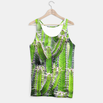 Miniaturka Set of cacti Tank Top, Live Heroes