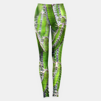 Miniaturka Set of cacti Leggings, Live Heroes