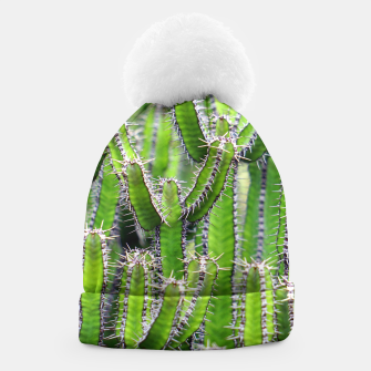 Thumbnail image of Set of cacti Beanie, Live Heroes