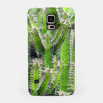 Miniaturka Set of cacti Samsung Case, Live Heroes