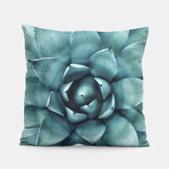 Miniaturka Turquoise cactus Pillow, Live Heroes