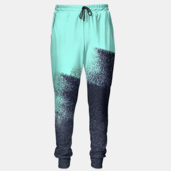 Imagen en miniatura de Black and blue stain Sweatpants, Live Heroes