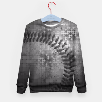 Thumbnail image of Caseball Square Kid's Sweater, Live Heroes