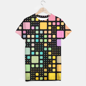 Thumbnail image of Pop Squares T-shirt, Live Heroes