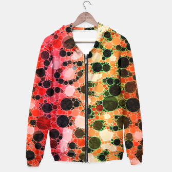 Thumbnail image of Bubble Wrap Cheetah Print  Hoodie, Live Heroes