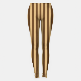Thumbnail image of Steampunk Stripes Leggings, Live Heroes