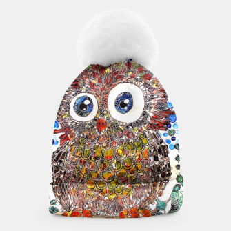 Thumbnail image of Woot Hoot Beanie, Live Heroes