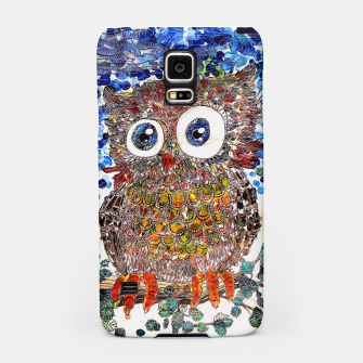Thumbnail image of Woot Hoot Samsung Case, Live Heroes
