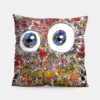 Thumbnail image of Woot Hoot Pillow, Live Heroes