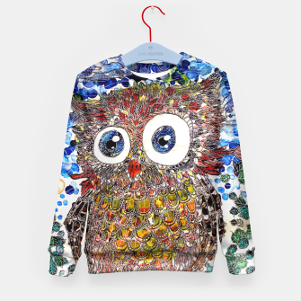 Thumbnail image of Woot Hoot Kid's Sweater, Live Heroes