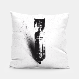 Thumbnail image of Weapon of Mass Creation Pillow, Live Heroes