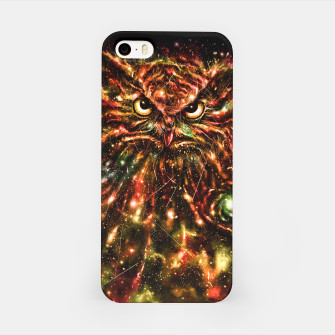 Thumbnail image of Space Owl iPhone Case, Live Heroes
