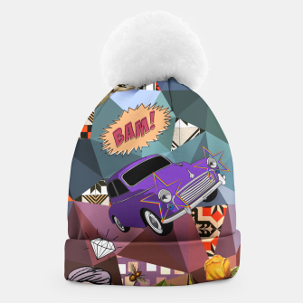 Thumbnail image of BAM Beanie, Live Heroes