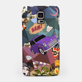 Thumbnail image of BAM Samsung Case, Live Heroes