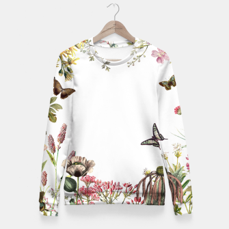 Thumbnail image of NATURE Fitted Waist Sweater, Live Heroes