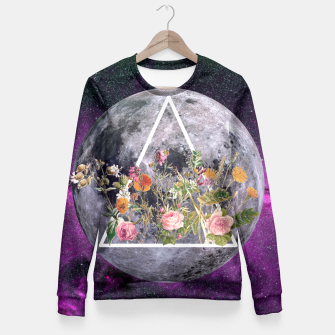 Thumbnail image of BLOOM Fitted Waist Sweater, Live Heroes