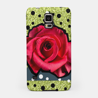 Thumbnail image of POP ROSE Samsung Case, Live Heroes