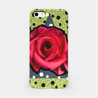 Thumbnail image of POP ROSE iPhone Case, Live Heroes