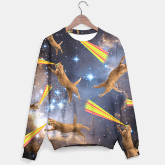 Miniatur SPACE CATS Sweater, Live Heroes