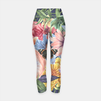 Thumbnail image of SPRING  Yoga Pants, Live Heroes