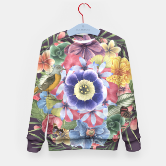 Thumbnail image of SPRING II Kid's Sweater, Live Heroes