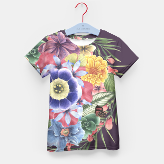 Thumbnail image of SPRING II Kid's T-shirt, Live Heroes