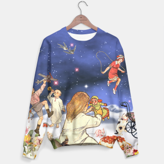 Thumbnail image of TOYLAND Sweater, Live Heroes