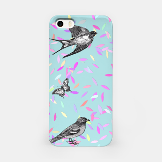 Thumbnail image of LET IT FLY iPhone Case, Live Heroes