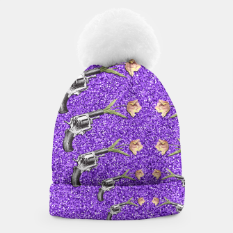 Thumbnail image of FLORAL SHOT Beanie, Live Heroes