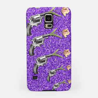 Thumbnail image of FLORAL SHOT Samsung Case, Live Heroes