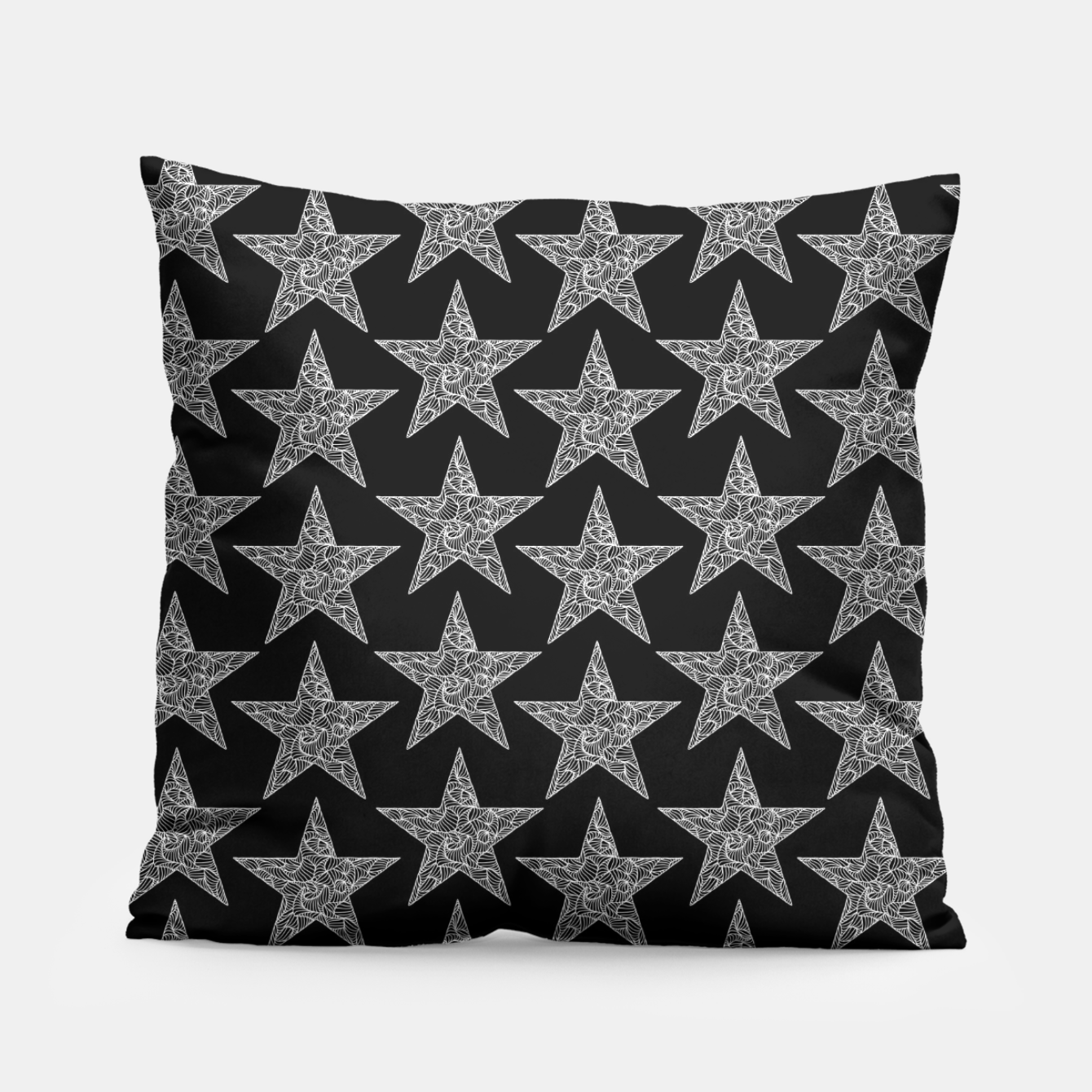 Image of strbw Pillow - Live Heroes