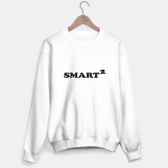 Thumbnail image of Smarted Conceptual Typographic Design Sweater regular, Live Heroes