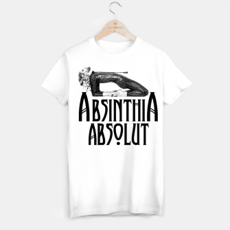Thumbnail image of Absolut control T-Shirt, Live Heroes