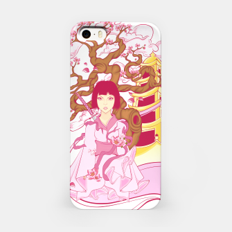 Thumbnail image of Cherry Blossoms Carcasa por Iphone, Live Heroes