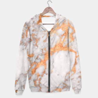 Copper Marble Hoodie thumbnail image
